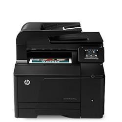 HP Impresora Multifuncional Láser HP LaserJet Pro 200 Color