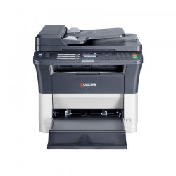 Kyocera - Impresora Multifuncional Láser Ecosys FS-1025MFP - Blanco Plomo