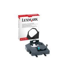 Cinta Lexmark - Cinta negra de autoentintado de alto rendimiento