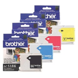 Tinta Brother - LC-51C color