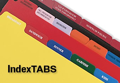 IndexTabs